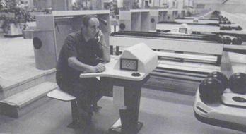 bowling cliente 1986