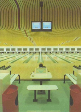 bowling piste 1986