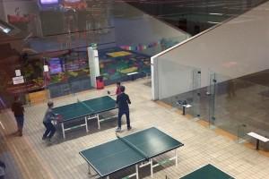 tavoli ping pong